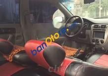 Cần bán Daewoo Lacetti đời 2005, màu đen xe gia đình, giá tốt
