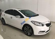 Bán Kia K3 sản xuất 2016, màu trắng, giá 559tr