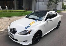 Cần bán lại xe Lexus IS 250 năm sản xuất 2008, màu trắng, nhập khẩu, 810 triệu