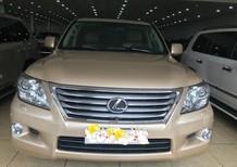 Bán Lexus LX570 nhập Mỹ, sản xuất và đăng ký 2009, xe siêu đẹp, biển Hà Nội