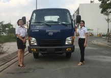 Bán ô tô Hyundai Mighty 2018, màu xanh lam, nhập khẩu, 100 triệu