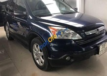 Cần bán lại xe Honda CR V năm 2007, màu xanh lam, xe nhập, 480 triệu