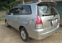 Bán ô tô Toyota Innova sản xuất năm 2010, màu bạc giá cạnh tranh