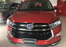 Cần bán Toyota Innova nnova ventuer năm sản xuất 2018, màu đỏ, giá 830tr