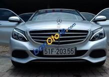 Bán xe Mercedes C250 Exclusive 2015, màu bạc