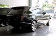 Cần bán lại xe LandRover Range Rover sản xuất năm 2014, màu đen, xe nhập