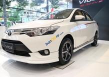 Bán ô tô Toyota Vios TRD đời 2018, đưa trước 170 triệu nhận xe ngay
