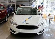 Bán Ford Fiesta sản xuất 2018, màu trắng, giá 468tr