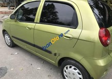 Cần bán xe Chevrolet Spark sản xuất 2010, màu xanh lục