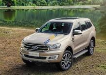 Bán ô tô Ford Everest Titanium năm 2018, nhập khẩu nguyên chiếc
