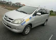 Cần bán Toyota Innova 2.0 G năm sản xuất 2009, màu bạc, giá 160tr