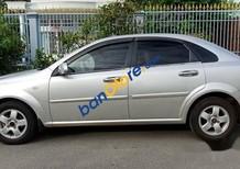 Bán Daewoo Lacetti đời 2009, màu bạc, nguyên bản 100%