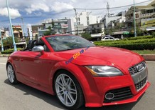Audi TT S. Line nhập mới từ Đức 2009, hàng full mui xếp cao cấp, mẫu mới màu đỏ