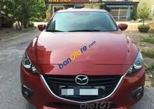 Bán Mazda 3 sản xuất 2015, màu đỏ, xe đẹp. Bao thợ, thầy test xe thoải mái