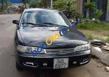 Cần bán lại xe Mazda MX 6 sản xuất năm 1995, màu đen, xe nhập