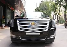 Bán xe Cadillac Escalade ESV Platinum đời 2016, màu đen