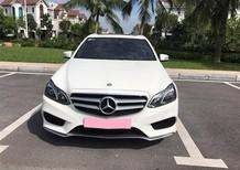 Cần bán Mercedes E250 AMG đời 2014, màu trắng