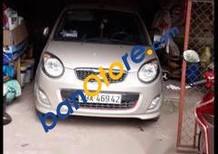 Bán Kia Morning sản xuất 2011, màu bạc, 235tr
