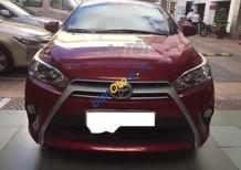 Cần bán lại xe Toyota Yaris G sản xuất năm 2015, màu đỏ, xe nhập, giá chỉ 575 triệu