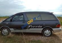 Cần bán gấp Toyota Previa 2.4AT sản xuất năm 1992, màu xám, giá chỉ 155 triệu