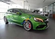 Cần bán Mercedes A45 4matic sản xuất năm 2018, màu xanh lục, nhập khẩu