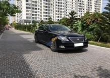 Bán Lexus LS 460L năm sản xuất 2008, màu đen, nhập khẩu nguyên chiếc