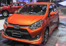 Bán Toyota Wigo nhiều màu lựa chọn, nhập khẩu nguyên chiếc, giao xe quý 3/2018