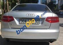 Xe Audi A6 2.0 T sản xuất năm 2009, màu bạc, nhập khẩu như mới