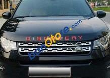Bán xe LandRover Discovery Sport HSE 2.0 năm sản xuất 2014, màu đen, xe nhập