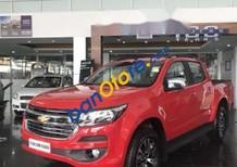 Bán xe Chevrolet Colorado năm 2018, màu đỏ, nhập khẩu, xe mới hoàn toàn