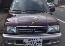 Bán Toyota Zace GL năm 2002, màu đỏ