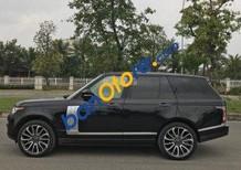 Bán LandRover Range Rover Autobiography năm sản xuất 2018, màu đen, nhập khẩu nguyên chiếc như mới