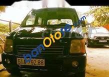 Bán Suzuki Cultis wagon sản xuất năm 2004, màu đen