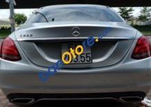 Bán Mercedes C250 Exclusive năm sản xuất 2015, màu bạc