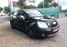 Cần bán Chevrolet Orlando sản xuất năm 2014, màu đen, giá 495tr