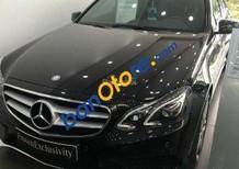 Cần bán gấp Mercedes E250 AMG năm 2016, màu đen như mới