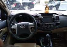 Cần bán Toyota Fortuner G 2015, máy dầu, số sàn, xe cũ giá tốt, xe cực đẹp