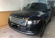 Bán LandRover Range Rover năm sản xuất 2015, màu đe, nguyên bản từ đầu đến cuối