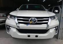 Bán Toyota Fortuner 2.7V (4x2) năm 2017, màu trắng, nhập khẩu nguyên chiếc