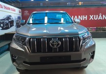 Bán Toyota Prado 2.7VX hàng chính hãng, nhập khẩu nguyên chiếc, nhiều màu lựa chọn