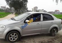Cần bán xe Daewoo Gentra năm sản xuất 2010, màu bạc, nhập khẩu nguyên chiếc