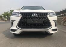 Cam Kết Giao Ngay Lexus LX570 Super Sport S Trắng 2018 mới 100% hồ sơ đăng ký ngay.
