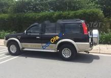 Cần bán gấp Ford Everest sản xuất năm 2005, màu đen