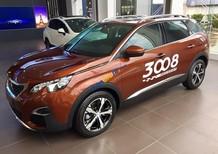 Cần bán Peugeot 3008 sản xuất 2018, màu nâu