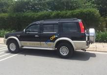 Bán Ford Everest 2.5MT sản xuất 2005, màu đen
