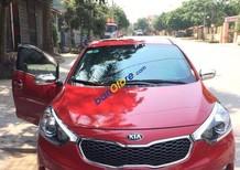 Bán xe Kia K3 1.6 AT sản xuất năm 2014, màu đỏ như mới