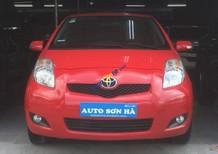 Cần bán Toyota Yaris 1.5 AT 2012, màu đỏ