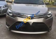 Chính chủ bán Toyota Vios G đời 2014, màu vàng cát, xe đẹp như mới