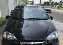 Cần bán xe Chevrolet Vivant 2009, số tự động màu đen