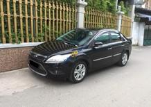 Cần bán lại xe Ford Focus G sản xuất năm 2012, màu đen xe gia đình